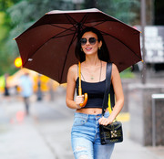 Victoria Justice - Out in NYC 8/14/18