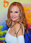 "Marg Helgenberger -           ""Escape to Margaritaville"" Opening Night New York City March 15th 2018."
