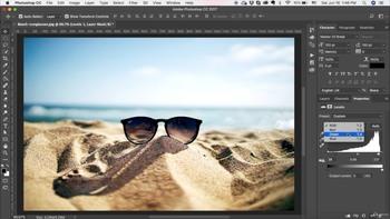 Уроки Фотошопа для начинающих Веб-дизайнеров (2018) Видеокурс