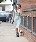 Daisy Lowe -                                 London July 9th 2018.