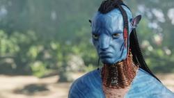 Аватар / Avatar (Сэм Уортингтон, Зои Салдана, Сигурни Уивер, 2009) 8db5901091452104