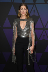 Rosamund Pike - 10th Annual Governors Awards in Hollywood 11/18/18