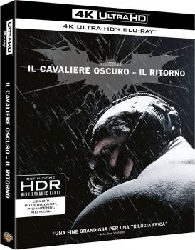 Il cavaliere oscuro - Il ritorno (2012) Full Blu-Ray 4K 2160p UHD HDR 10Bits HEVC ITA DD 5.1 ENG DTS-HD MA 5.1 MULTI