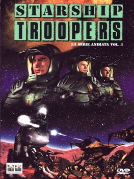 Starship Troopers - La Serie animata (1999) 6XDVD9 COPIA 1:1 ITA ENG SPA