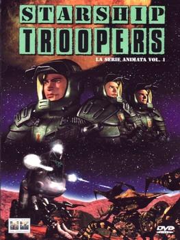 Starship Troopers - La Serie animata (1999) 6XDVD9 COPIA 1:1 ITA ENG SPA
