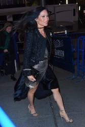Lucy Liu -              Elton John Tribute Concert New York City January 30th 2018.