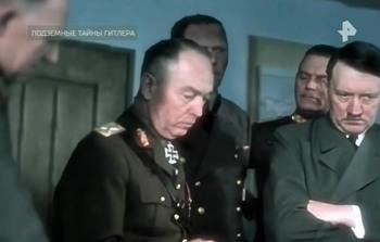 Самые шокирующие гипотезы. Подземные тайны Гитлера (2018) SATRip