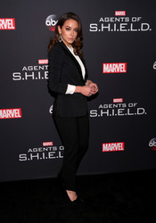 Chloe Bennet - 100th Episode Celebration Of ABC's 'Marvel's Agents Of S.H.I.E.L.D.' in Hollywood 2/24/18