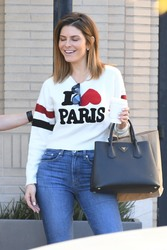 Maria Menounos - Shopping in Beverly Hills 12/13/18