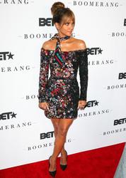 Halle Berry - BET 'Boomerang' Premiere in LA 2/12/19