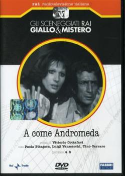 A come Andromeda (1972) 2xDVD9 Copia 1:1 ITA