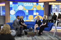 Sophie Turner & Maisie Williams - Good Morning America - April 2 2019