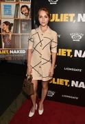 "AnnaSophia Robb - ""Juliet, Naked"" Premiere in NYC 8/14/18"