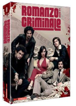 Romanzo Criminale - Stagione 1 [Completa] (2008-2010) 4XDVD9 Copia 1:1 ITA