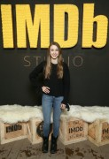 Taissa Farmiga -      IMDb Studio Sundance Film Festival Park City Utah January 21st 2018.