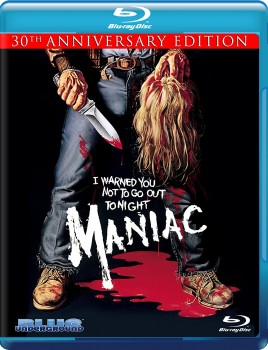 Maniac (1980) Full Blu-Ray 34Gb AVC ITA DD 2.0 ENG DTS-HD MA 7.1 MULTI