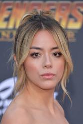 """Chloe Bennet - Premiere Of Disney And Marvel's """"Avengers: Infinity War"""" in LA 4/23/18"""