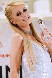 Paris Hilton - Launch of 'Platinum Rush' perfume in Mexico City 11/1
