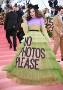 Hailee Steinfeld -        2019 Met Gala Celebrating Camp: Notes on Fashion New York City May 6th 2019.