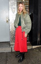 Doutzen Kroes - Out in NYC 2/7/18