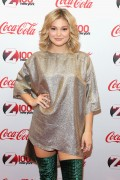 Olivia Holt -               	 Z100 & Coca-Cola All Access Lounge Hammerstein Ballroom New York City December 8th 2017.