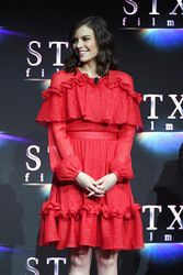Lauren Cohan - An Evening with STX Films presentation at CinemaCon in Las Vegas 4/24/18