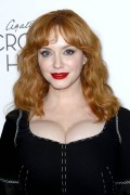 Christina Hendricks -                  ''Crooked House'' Premiere New York City December 13th 2017.