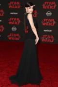 """Sofia Carson -                   """"Star Wars: The Last Jedi'' Premiere Los Angeles December 9th 2017."""