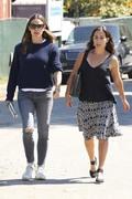 Jennifer Garner - Out in Brentwood 8/22/18