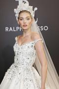 Elsa Hosk - Ralph & Russo Fashion Show in Paris 1/22/19