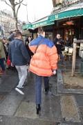 Bella Hadid - Shopping in Paris 1/19/18