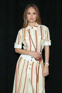 Debby Ryan - Tory Burch Fashion Show in NYC 2/10/19