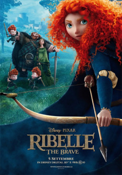 Ribelle - The Brave (2012) DVD9 Copia 1:1 ITA-ENG