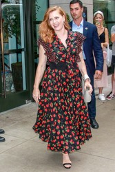Amy Adams - Out in NYC 7/31/18