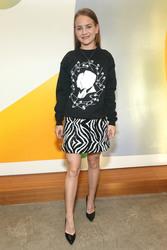 Britt Robertson - Wolk Morais Collection 7 Fashion Show in LA 6/26/18