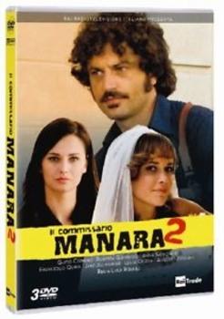 Il Commissario Manara 2  (2011) [Completa] 4xDVD9 COPIA 1:1 ITA