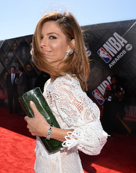 Maria Menounos - 2018 NBA Awards in Santa Monica 6/25/18