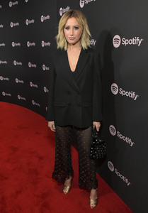 "Ashley Tisdale - Spotify ""Best New Artist 2019"" Event in LA 2/7/19"