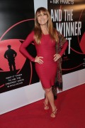 Jane Seymour - Form Fitting LRD At The Premiere of 'And The Winner Isn't' In Beverly Hills (12/8/17)
