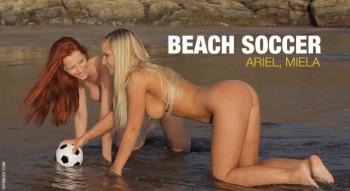 2019-03-23 Ariel, Miela - Beach Soccer 1080p