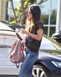Megan Fox - Shopping in Malibu 4/13/18