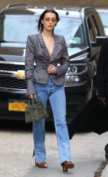 Bella Hadid - Out in NYC 2/12/18
