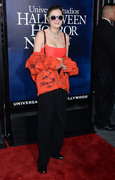 Bella Thorne - Universal Studios Hollywood 'Halloween Horror Nights' opening night in LA 9/14/18