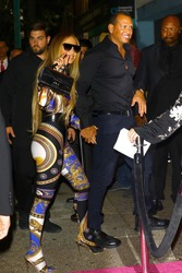Jennifer Lopez - Arriving at the Republic Records VMA After Party in NYC 8/20/18