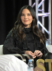 Olivia Munn - 2019 Winter TCA Day 15 in Pasadena - 2/12/19