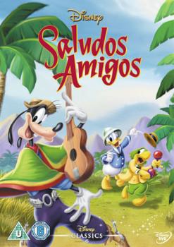 Saludos Amigos (1942) DVD5 Copia 1:1 ITA-ENG-FRE-NED
