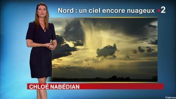 Chloé Nabédian - Août 2018 2b9931957322854