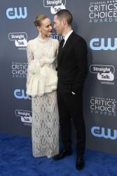Kate Bosworth - The 23rd Annual Critics' Choice Awards in Santa Monica 1/11/18
