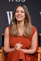 Jessica Alba - The Future Of Everything Festival in NYC 5/8/18