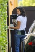 Nina Dobrev - Out in West Hollywood 8/16/18